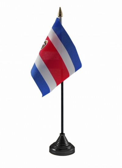 COSTA RICA - Table Flag